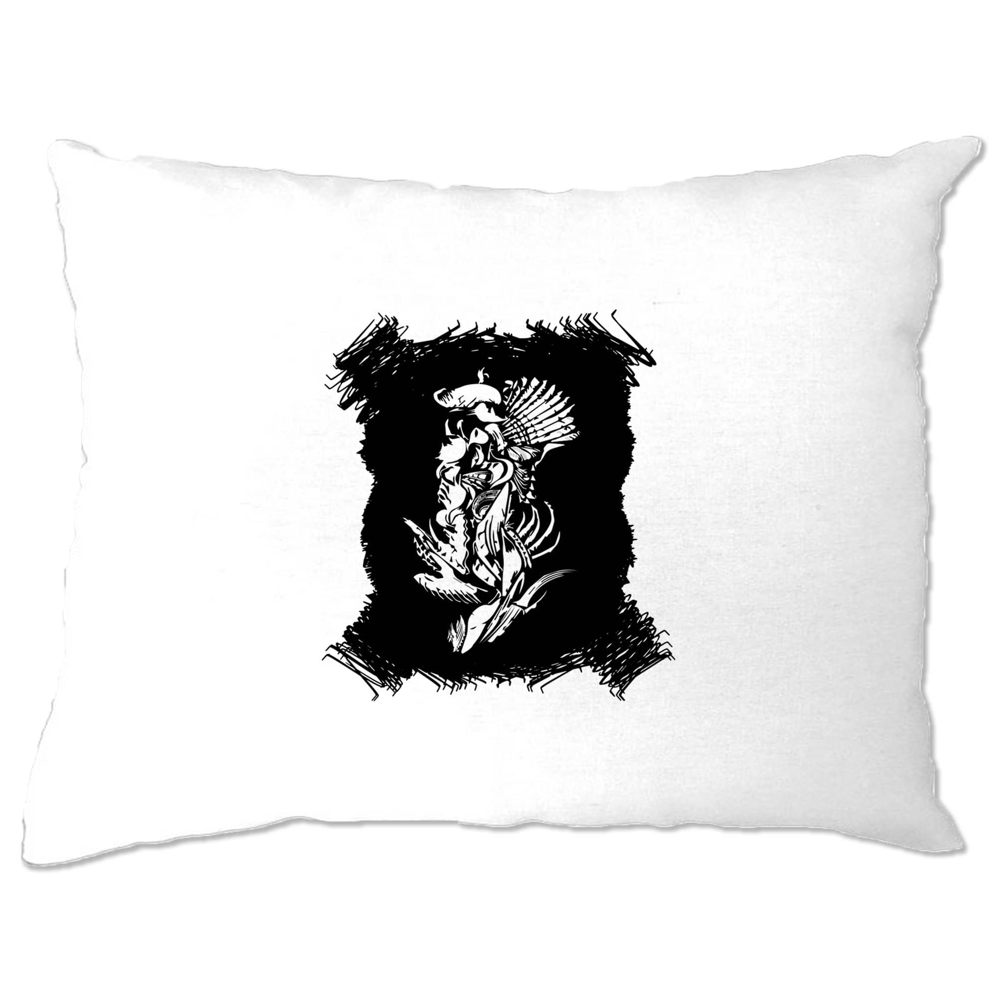 Abstract Tribal Art Pillow Case Native American Indian