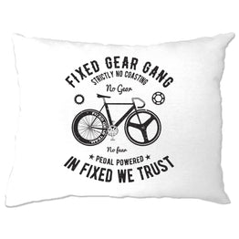Cycling Womens Tee Fixed Gear Gang Cyclist Biker