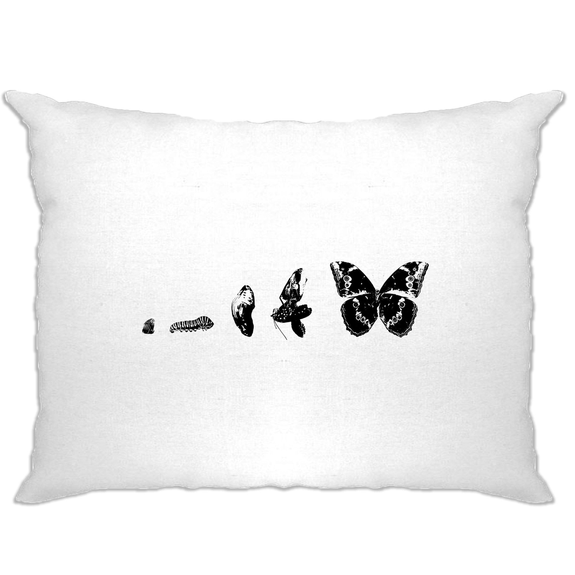 Nature Pillow Case Evolution Of A