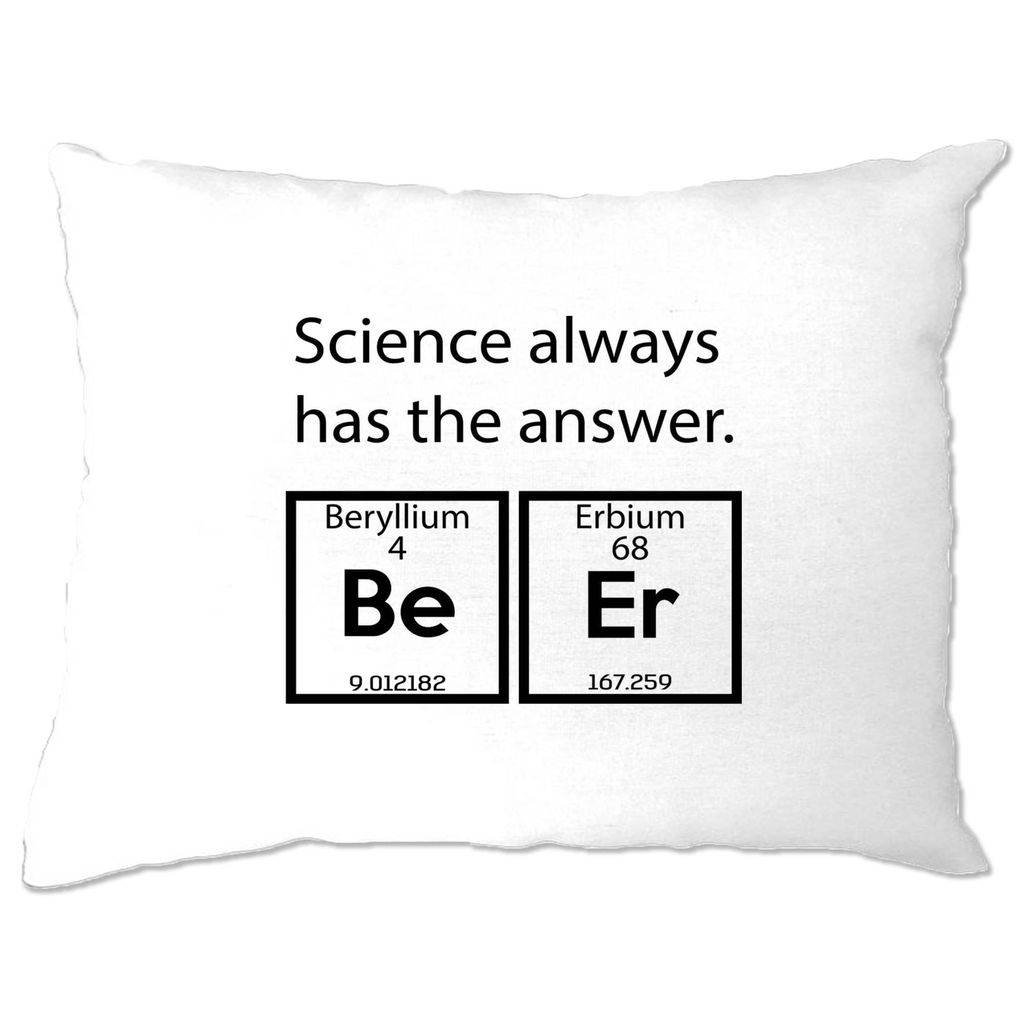 Drinking Pillow Case Science Has The Answer Beer