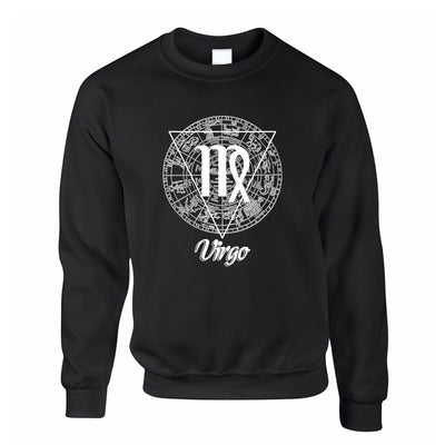 Horoscope Jumper Virgo Zodiac Star Sign Birthday Sweatshirt Sweater