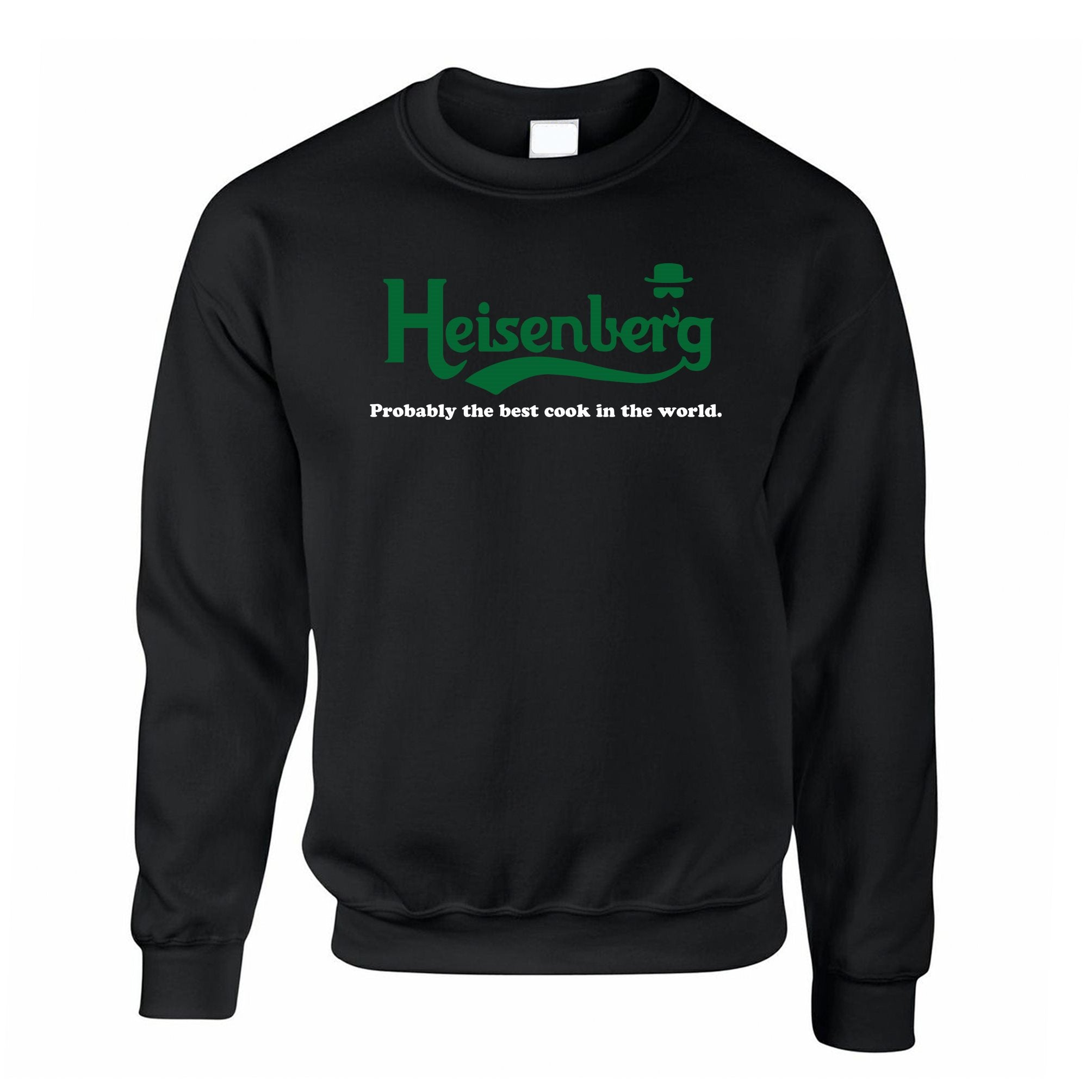 Heisenberg Jumper Probably The Best Cook In The World Sweatshirt