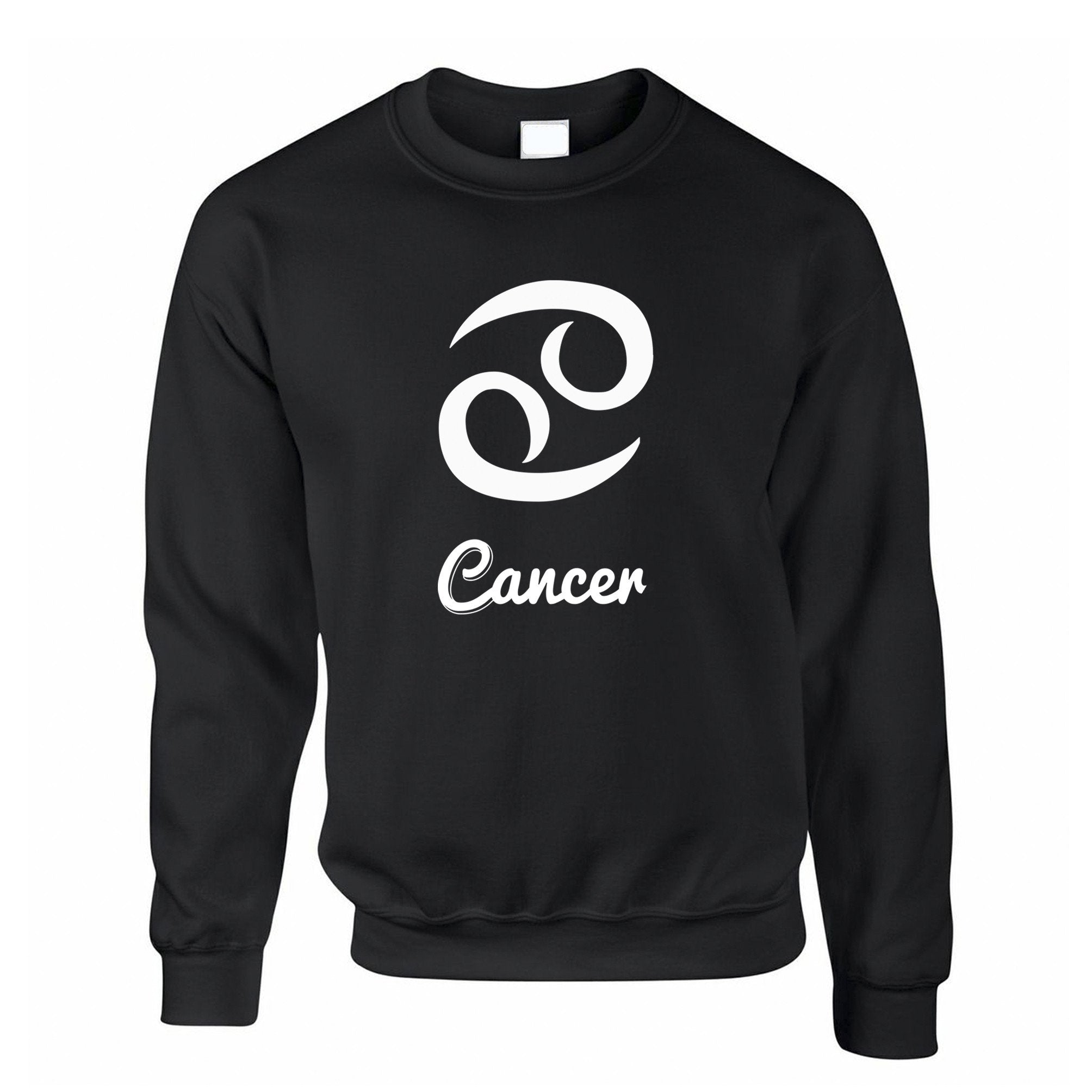 Horoscope Jumper Cancer Zodiac Star Sign Birthday Sweatshirt Sweater