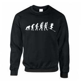 Sports Sweatshirt The Evolution Of A Ski Jumper