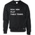 Real Men Play Table Tennis Jumper Sweatshirt Sweater