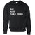 Eat Sleep Table Tennis Jumper Sweatshirt Sweater