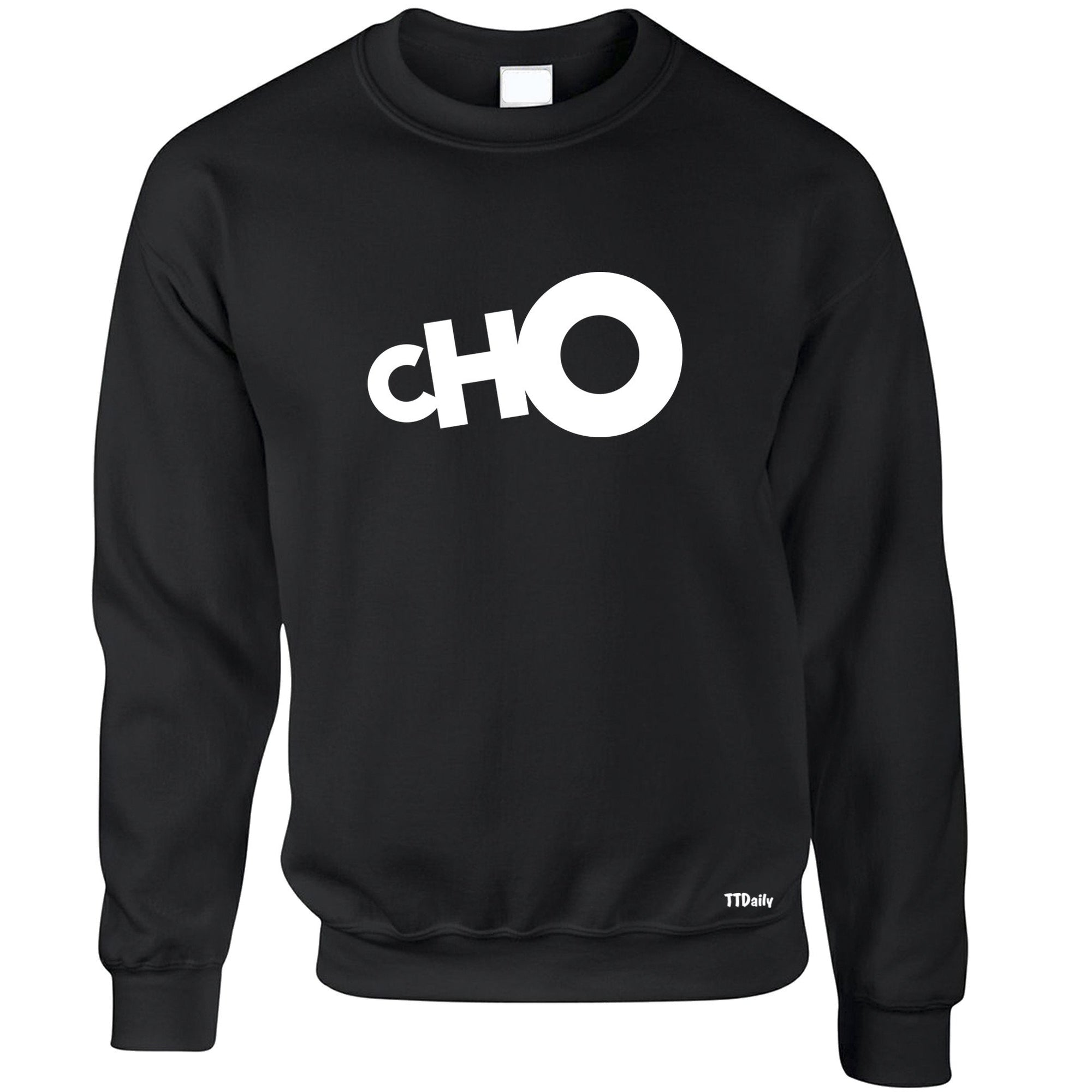 Table Tennis Jumper Cho Shout Point Win Ping Pong Sweatshirt Sweater