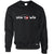 Table Tennis Jumper Spin To Win Sweatshirt Sweater