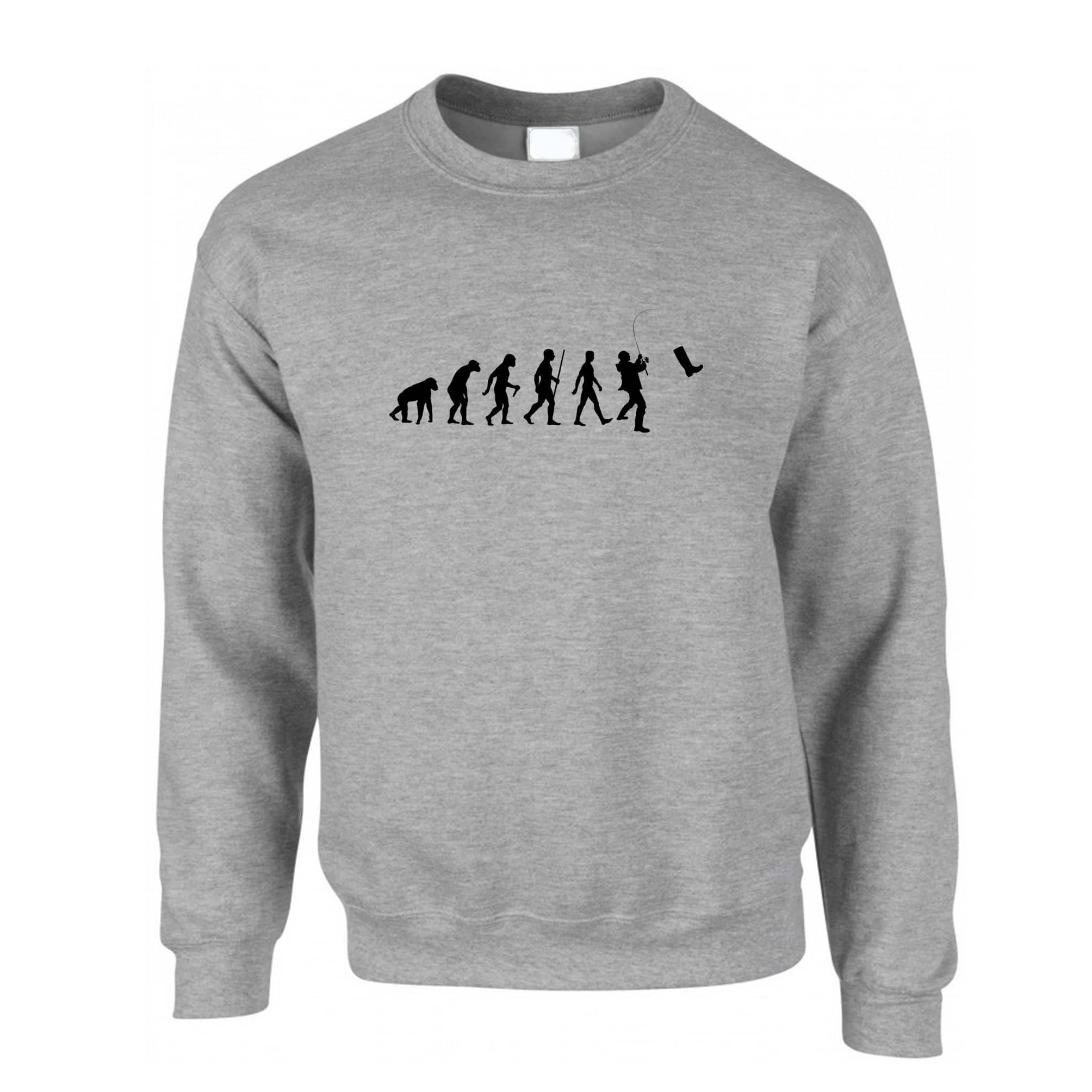 Fisherman Jumper The Evolution Of Fishing Boot Sweatshirt Sweater
