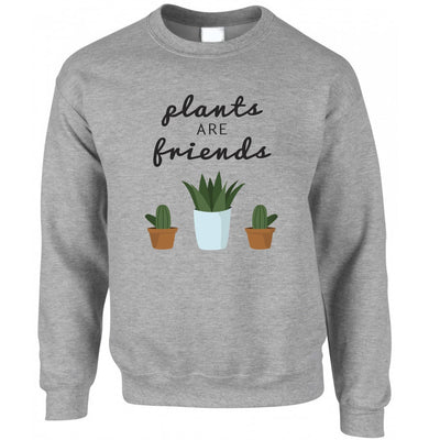 Cute Gardening Jumper Plants Are Friends Cactus Sweatshirt Sweater