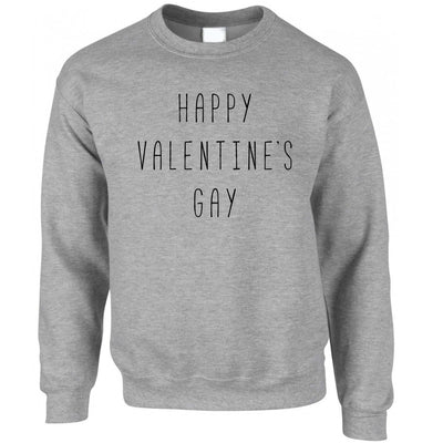 Relationship Sweatshirt Happy Valentine's Gay Pun