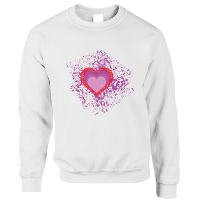 Halloween Jumper Scary Carved Pumpkin Face Sweatshirt Sweater