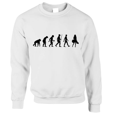 Joke Jumper The Evolution of Shopping Sweatshirt Sweater