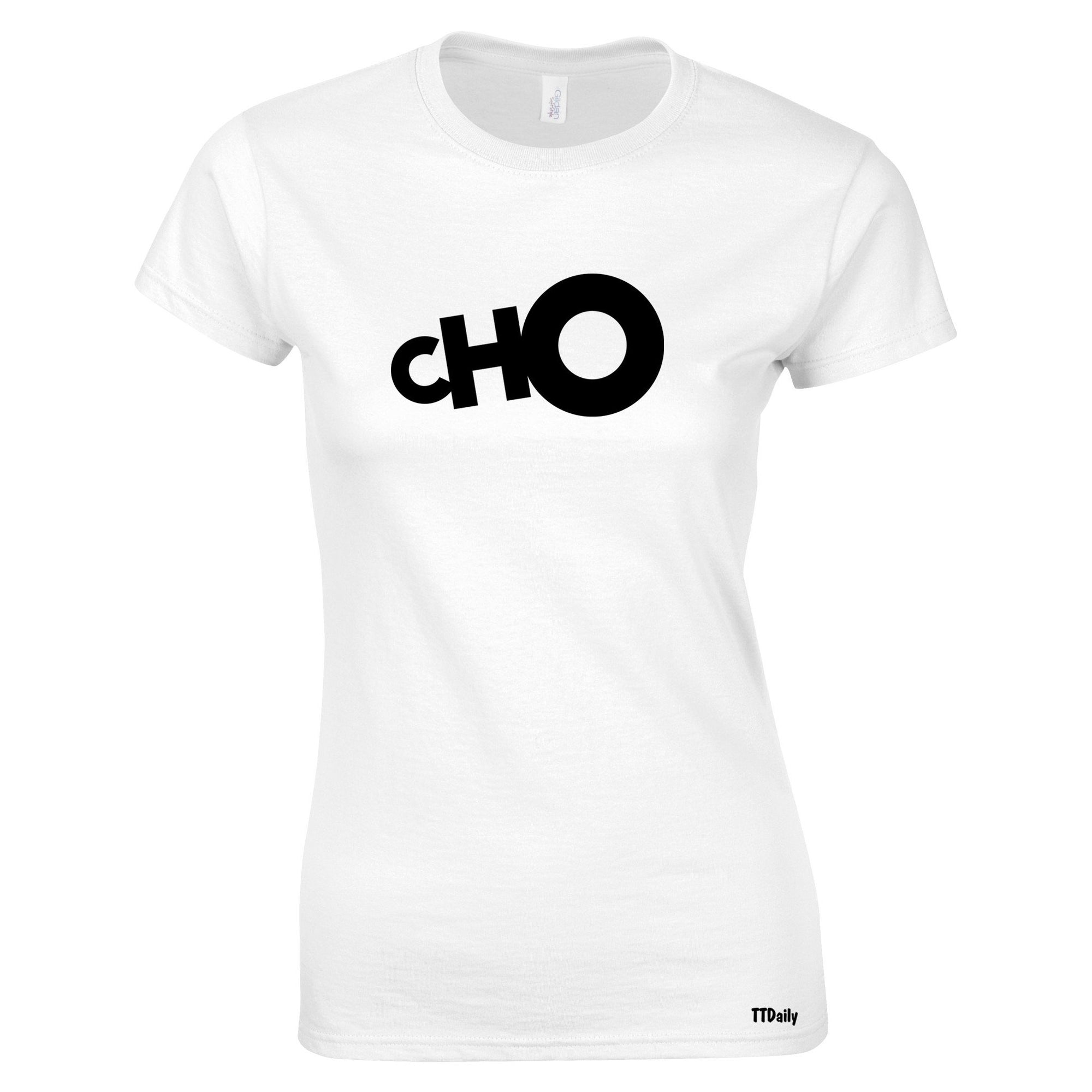 Table Tennis Womens T Shirt Cho Shout Point Win Ping Pong