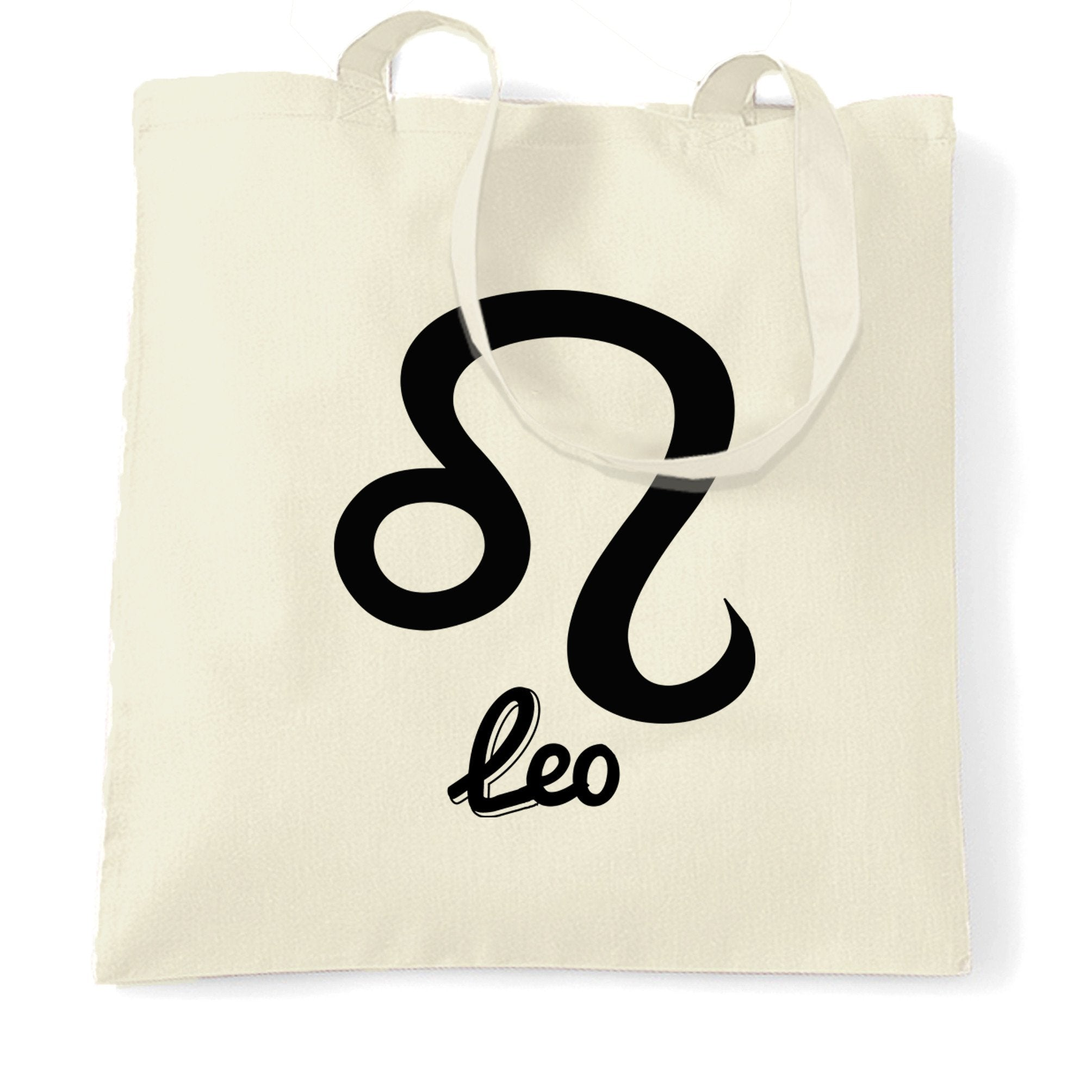 Horoscope Tote Bag Leo Zodiac Star Sign Birthday