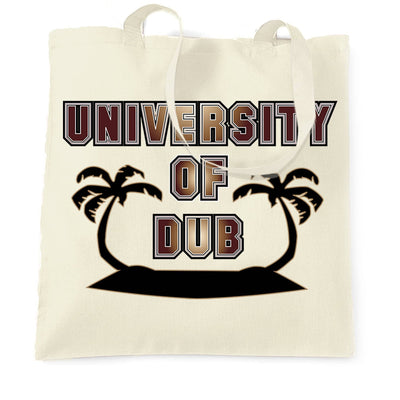 Culture Tote Bag University Of Dub Music