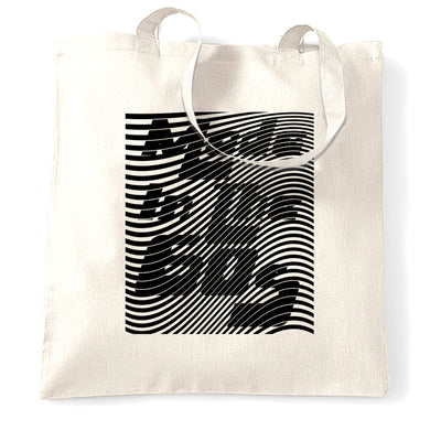 Retro Birthday Tote Bag Made In The 60s