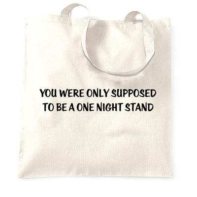 Valentine's Tote Bag A One Night Stand