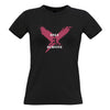 Squad Gaming Womens TShirt Only 3 Survive Slogan