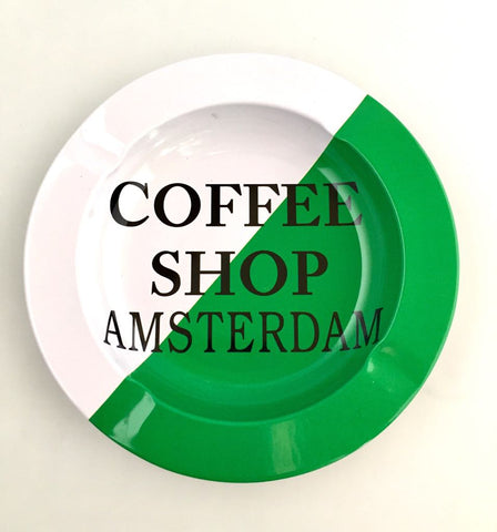 AMSTERDAM METAL ASHTRAY