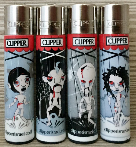 CLIPPER PUPPETS