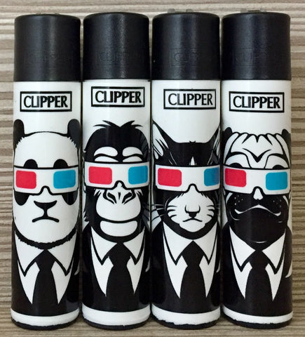 CLIPPER 3D ANIMALS