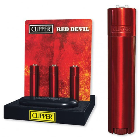 CLIPPER RED DEVIL METAL
