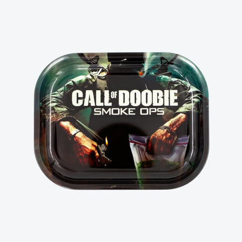 ROLLING TRAY V-SYNDICATE CALL OF DOOBIE small