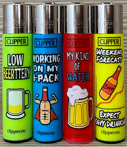 CLIPPER BEER SENTENCES