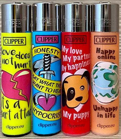 CLIPPER LOVE QUOTES