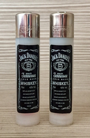 JACK DANIELS WHISKEY 🥃 CLIPPER LARGE