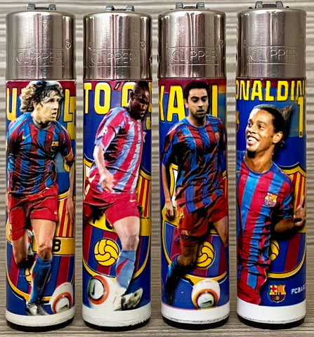 THE LEGEND OF BARCELLONA FOOTBALL