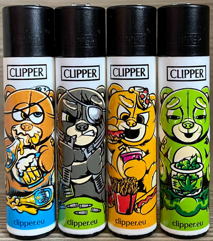 CLIPPER BAD TEDDIES