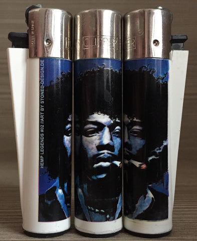 CLIPPER LEGEND JIMI HENDRIX