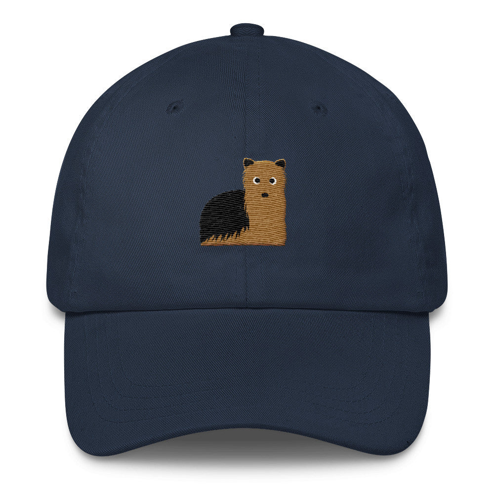 9a1049ad49e71 ... Yorkshire Terrier Yorkie Classic Dad Cap