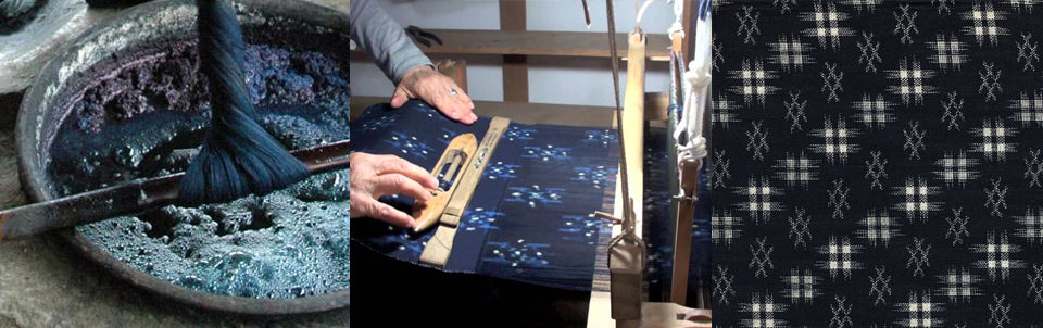 Kasuri: the Traditional Art of Japanese Dyeing and Weaving.