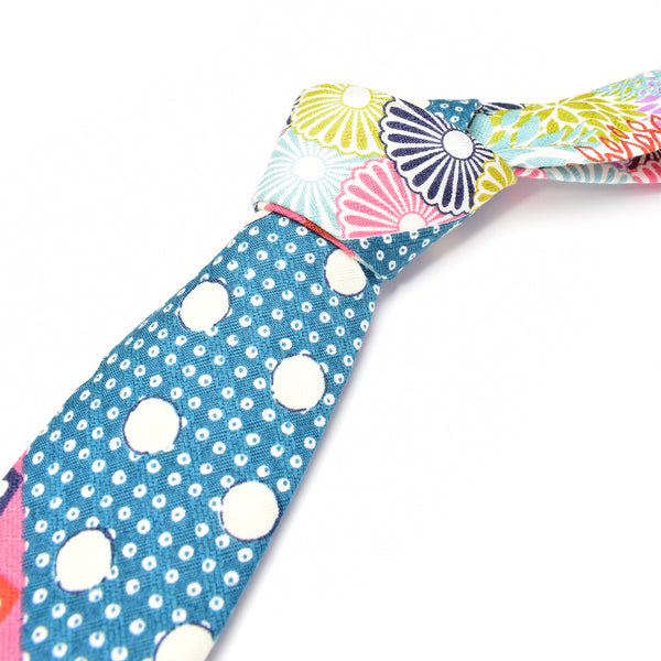 Dots & Stripes Necktie