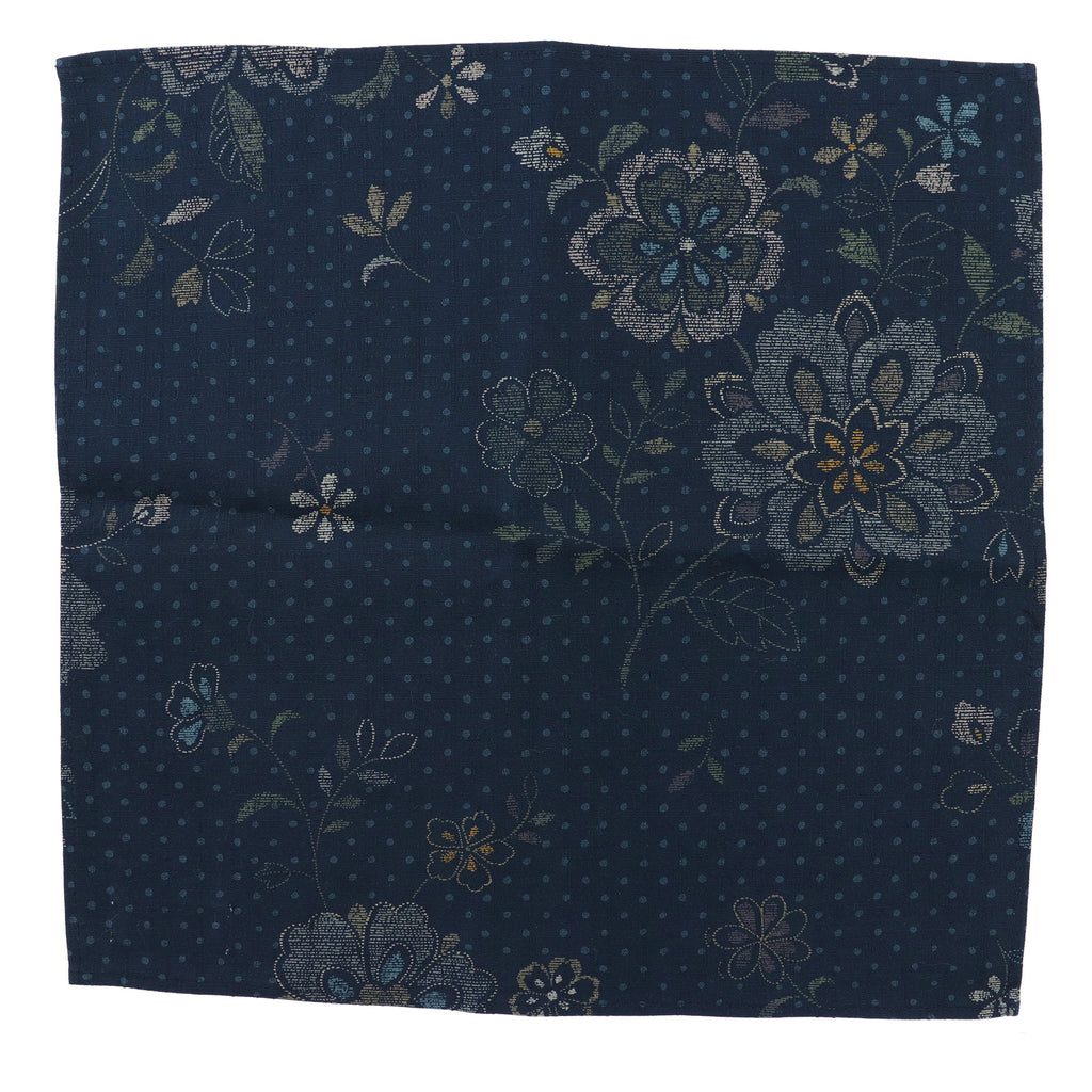 Hana Burst Pocket Square