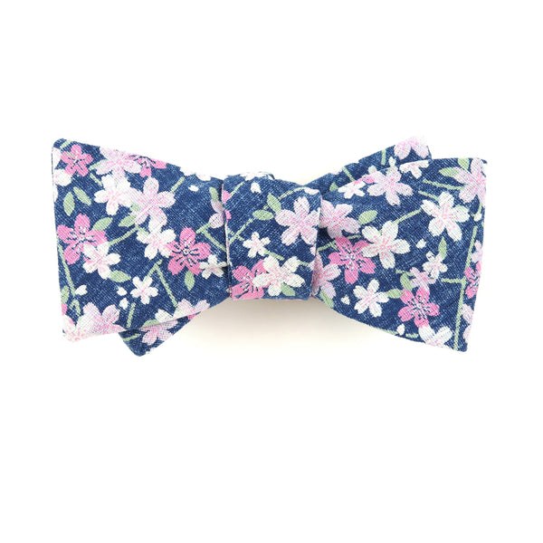 Little Sakura Bow Tie