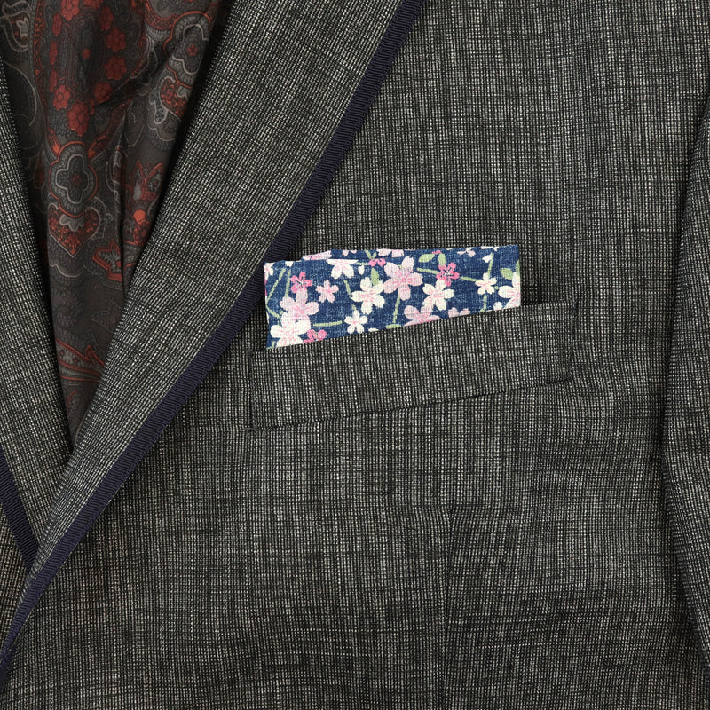 Little Sakura Pocket Square