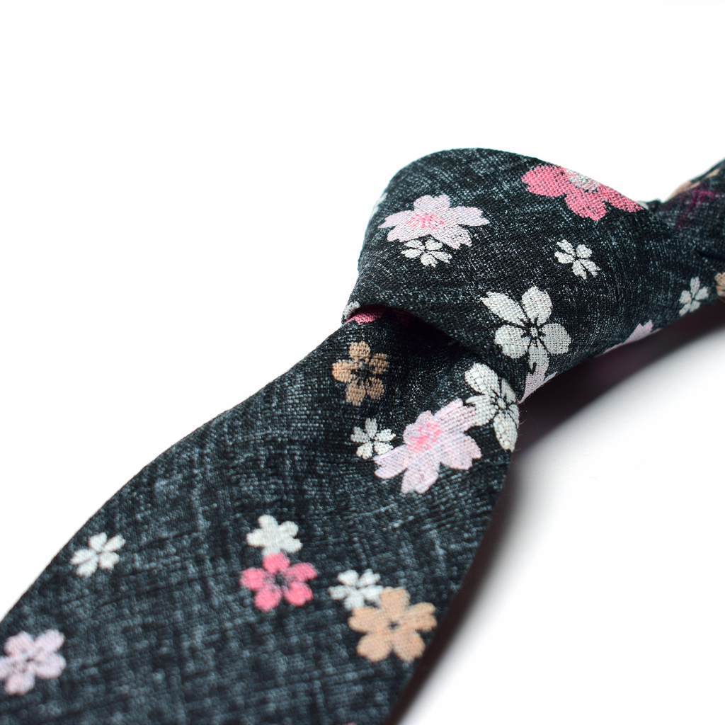 Little Flowers Necktie