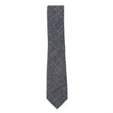 The Indigo Komon necktie is a limited edition thin necktie from Olaf Olsson made from samekomon Japanese fabric from Japan. It is beautiful neckwear.