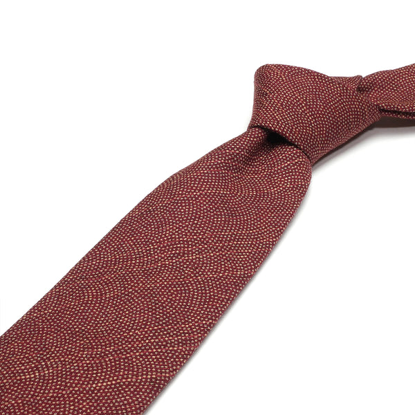Red Samekomon Necktie
