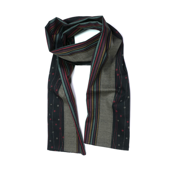 Stripes & Dots Scarf