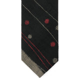Stripes & Dots (Dark) Necktie