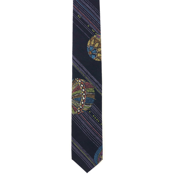 Temari Stripes Necktie