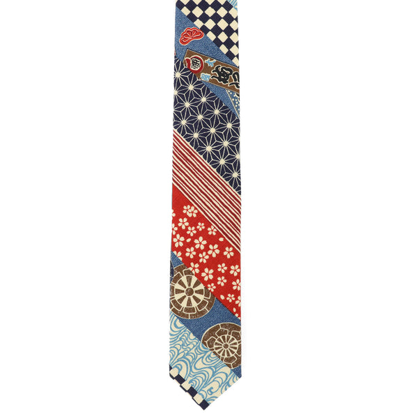 Moyō Stripes Necktie