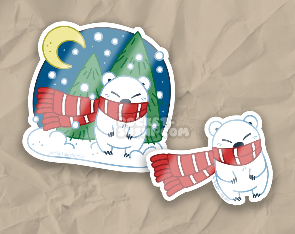December 2018 Patreon Stickers