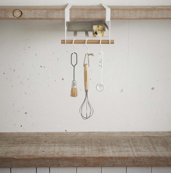 Kitchen Storage under shelf hanging rack