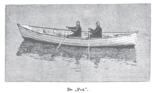 The Fox Rowboat